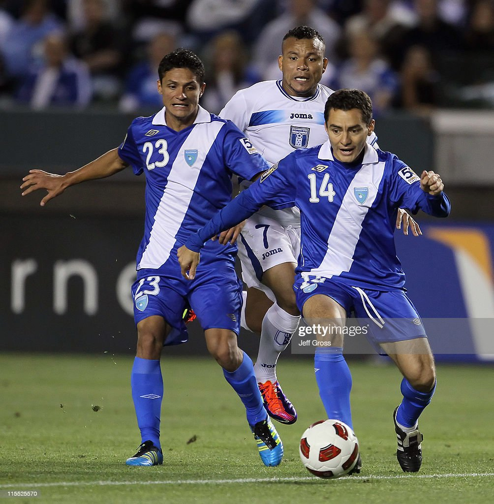 v photos and images getty images jairo arreola 23 and carlos figueroa 14 of are pursued by emil martinez