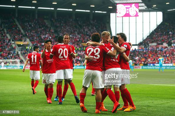 1. FSV Mainz 05 v 1. FC Koeln - Bundesliga : News Photo