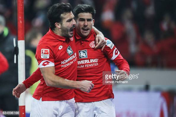 1. FSV Mainz 05 v FC Augsburg - Bundesliga : News Photo