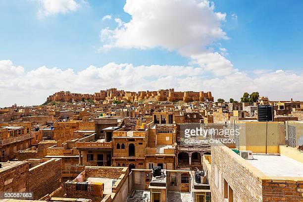 Jaisalmer fort from new city