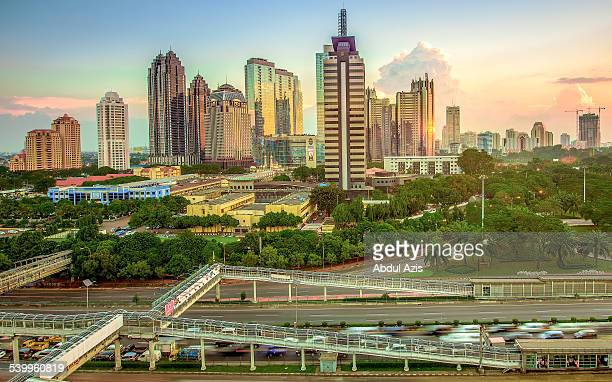 Jakarta Central Business Districk