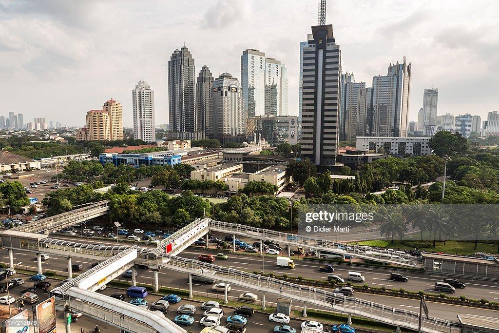 Jakarta Central Business District