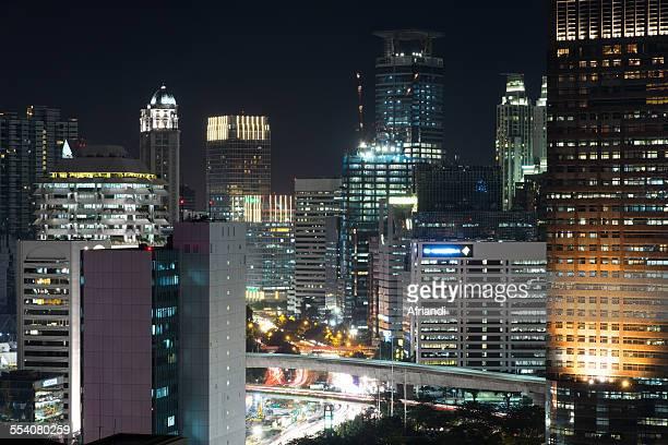 Jakarta Night, Indonesia