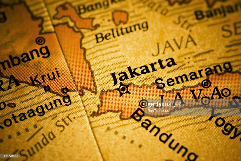 Jakarta : Stock Photo