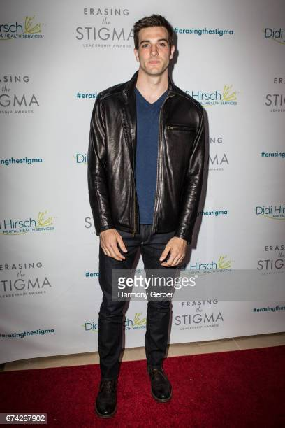 Jake Allyn attends the Didi Hirsch Mental Health Services' 2017 Erasing The Stigma Leadership Awards at The Beverly Hilton Hotel on April 27 2017 in...