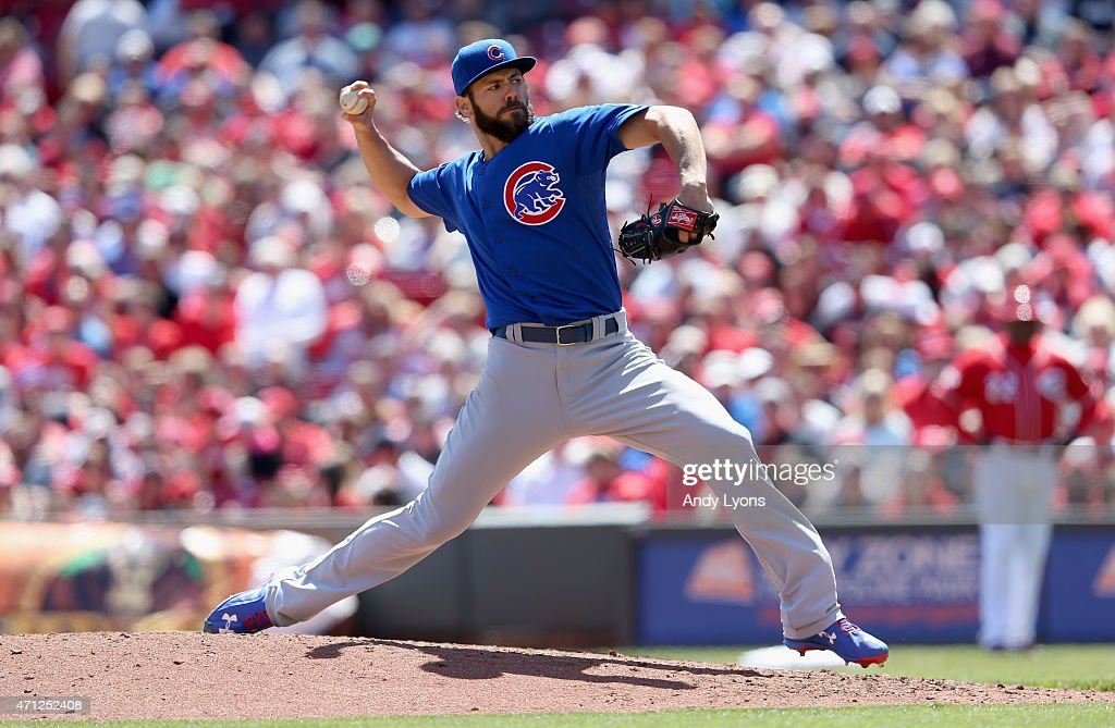 Cubs Reds 4-21 MLB Betting Pick