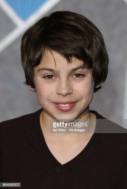 Jake Austin arrives at the premiere for new film Hannah Montana and Miley CyrusBest of Both Worlds Concert at the El Capitan Theatre Los Angeles