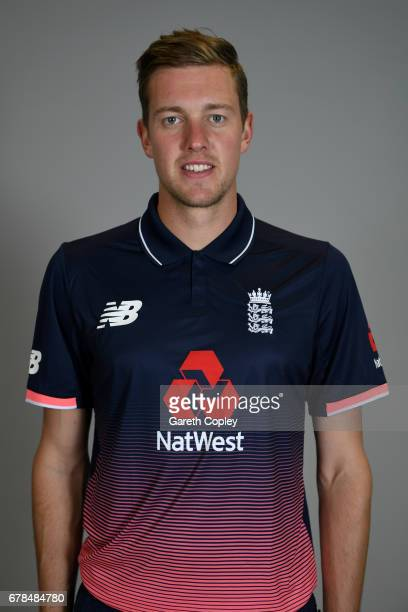 Jake Ball of England poses for a portrait at The Brightside Ground on May 4 2017 in Bristol England