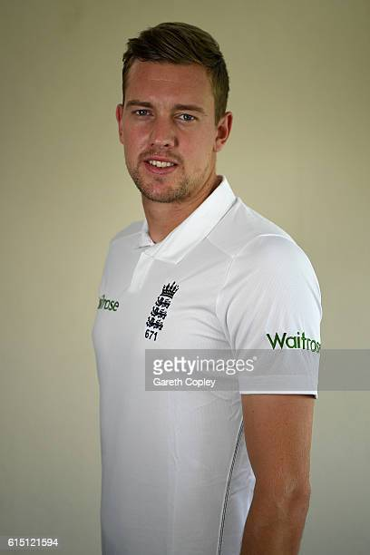 Jake Ball of England poses for a portrait on October 17 2016 in Chittagong Bangladesh