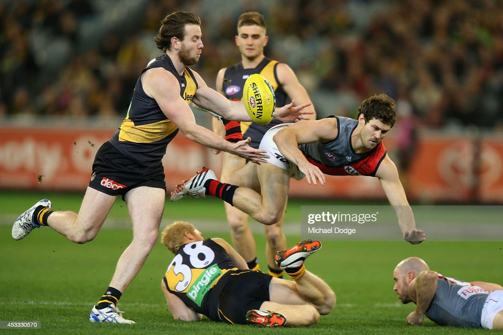AFL Rd 20 - Richmond v Essendon
