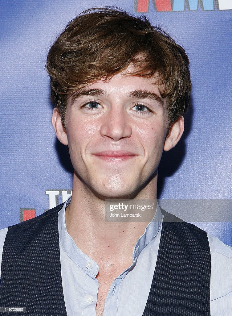 Jake Boyd attends 'The Last Smoker In America' Hosts 'Smoke-in/Smoke-Out' at The Westside Theatre on August 2, 2012 in New York City.