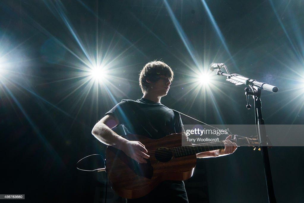 Jake Bugg Performs At The Wolverhampton Civic Hall
