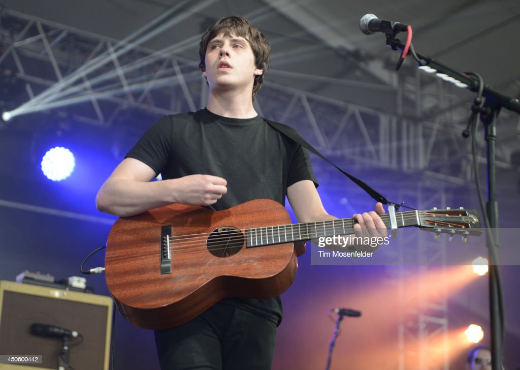 <a gi-track='captionPersonalityLinkClicked' href=/galleries/search?phrase=Jake+Bugg&family=editorial&specificpeople=9148742 ng-click='$event.stopPropagation()'>Jake Bugg</a> performs during the 2014 Bonnaroo Music & Arts Festival on June 13, 2014 in Manchester, Tennessee.