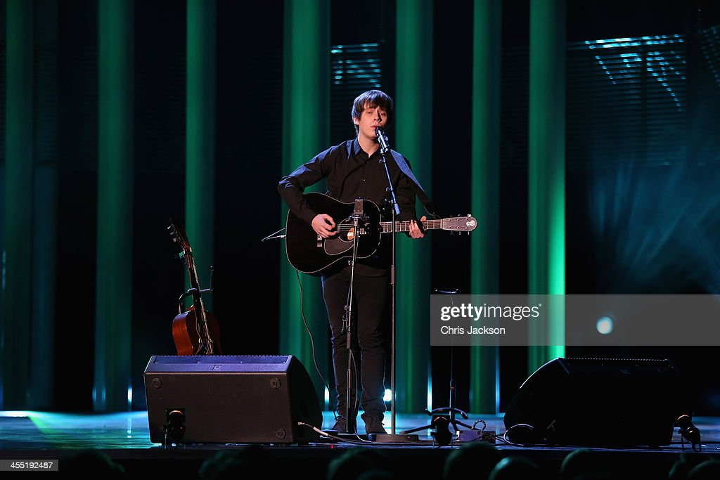 <a gi-track='captionPersonalityLinkClicked' href=/galleries/search?phrase=Jake+Bugg&family=editorial&specificpeople=9148742 ng-click='$event.stopPropagation()'>Jake Bugg</a> performs on stage during the 20th annual Nobel Peace Prize Concert on Wednesday, December 11th at the Oslo Spektrum arena in Oslo, Norway.