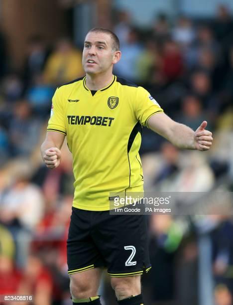 Jake Buxton Burton Albion