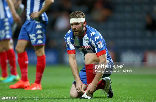 Jake Buxton Wigan Athletic
