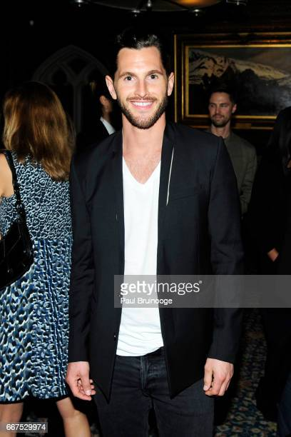 Jake Davies attends Amazon Studios Bleecker Street Host the After Party for 'The Lost City of Z' at The Explorer's Club on April 11 2017 in New York...