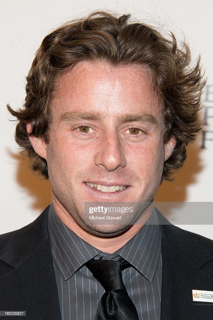 Jake Glaser attends Global Champions Of A Mother's Fight Awards Dinner at Mandarin Oriental Hotel on February 20, 2013 in New York City.
