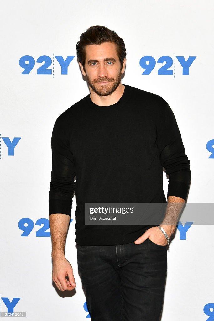"92nd Street Y Presents Jake Gyllenhaal In Conversation Followed By A Screening Of ""Stronger"""