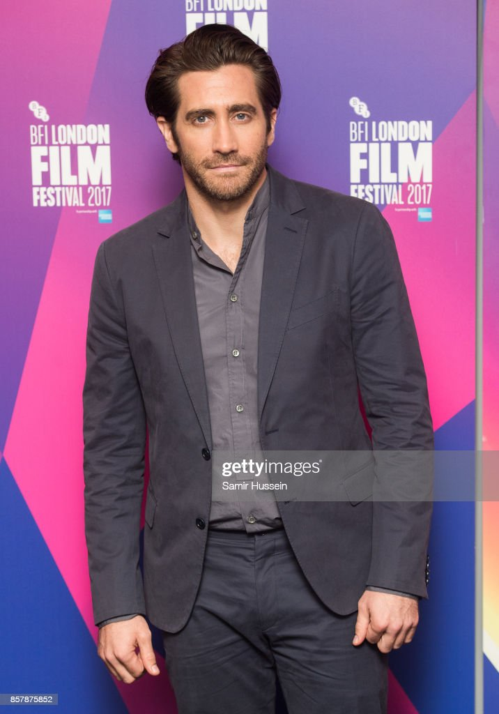 "Screen Talk: Jake Gyllenhaal ""Stronger"" - 61st BFI London Film Festival"