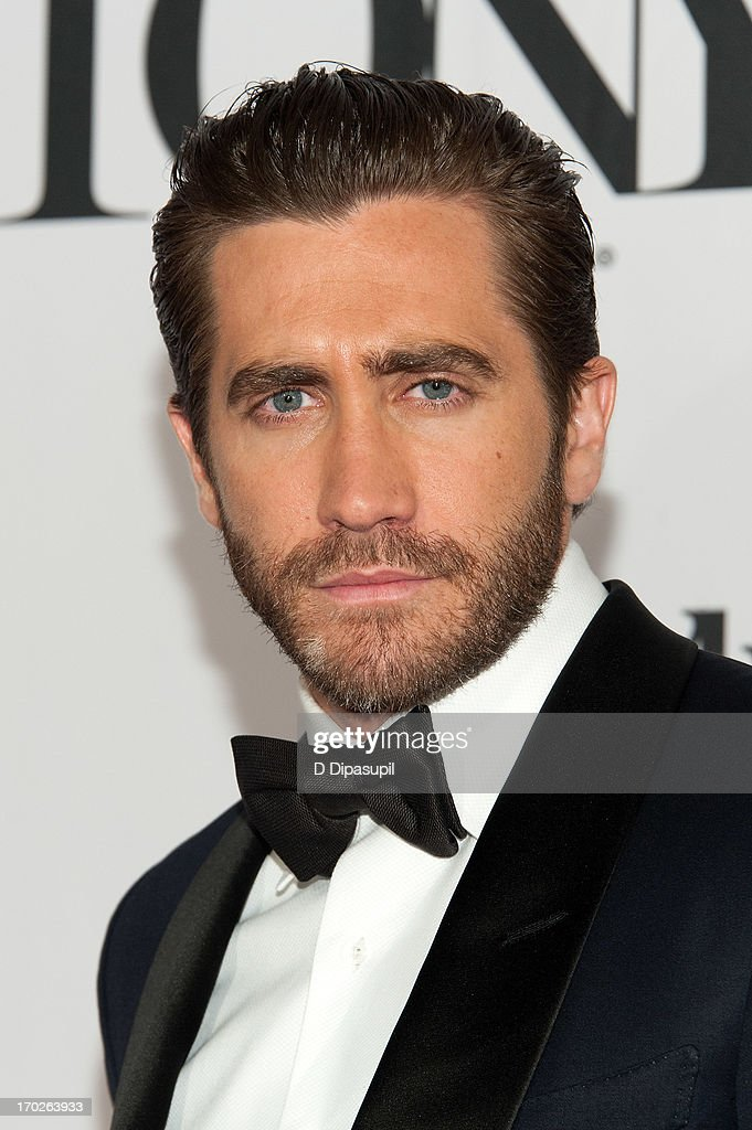 <a gi-track='captionPersonalityLinkClicked' href=/galleries/search?phrase=Jake+Gyllenhaal&family=editorial&specificpeople=201833 ng-click='$event.stopPropagation()'>Jake Gyllenhaal</a> attends the 67th Annual Tony Awards at Radio City Music Hall on June 9, 2013 in New York City.