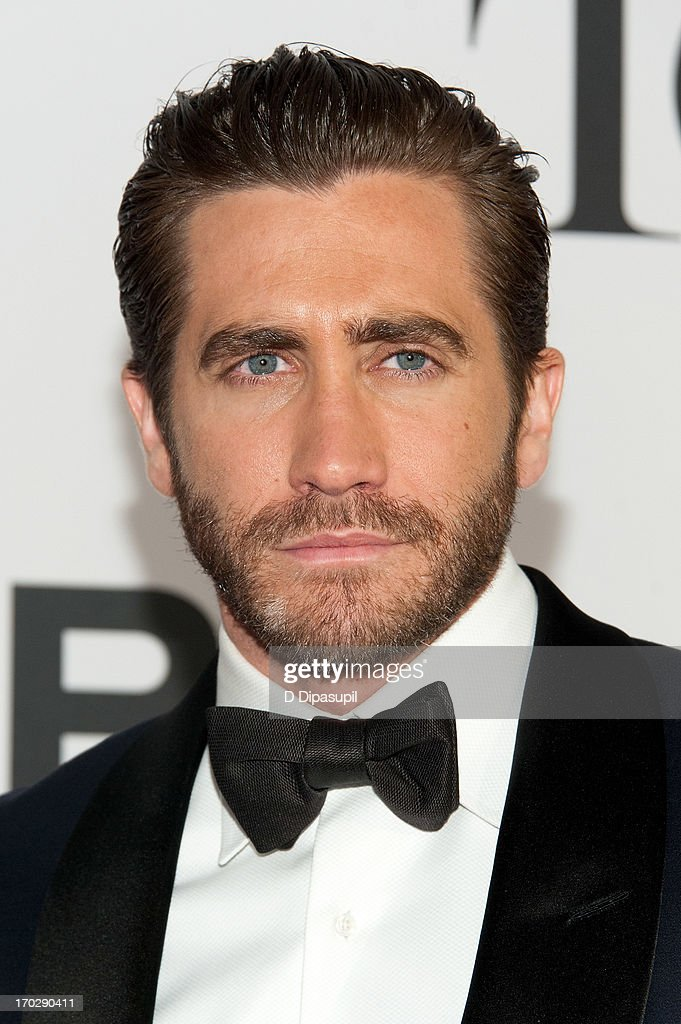 Jake Gyllenhaal attends the 67th Annual Tony Awards at Radio City Music Hall on June 9, 2013 in New York City.