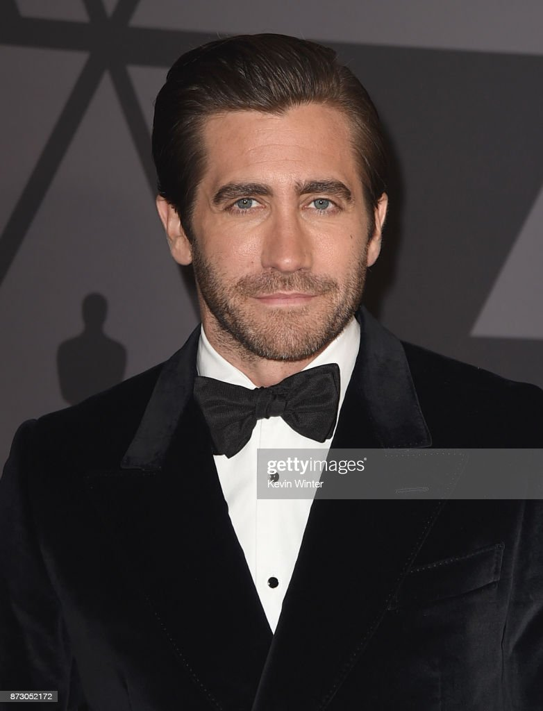 Jake Gyllenhaal attends the Academy of Motion Picture Arts and Sciences' 9th Annual Governors Awards at The Ray Dolby Ballroom at Hollywood & Highland Center on November 11, 2017 in Hollywood, California.