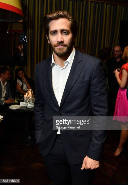 Jake Gyllenhaal attends The Hollywood Foreign Press Association and InStyle's annual celebrations of the 2017 Toronto International Film Festival at...