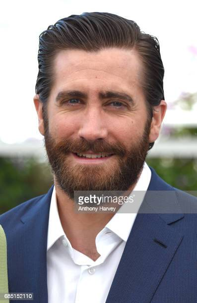 Jake Gyllenhaal attends the 'Okja' Photocall during the 70th annual Cannes Film Festival at Palais des Festivals on May 19 2017 in Cannes France