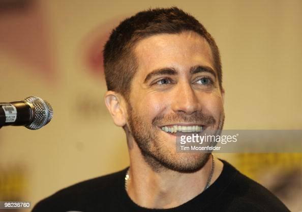 Jake Gyllenhaal attends the Walt Disney Studios Wondercon 2010 Presentation at Moscone Center on April 3 2010 in San Francisco California
