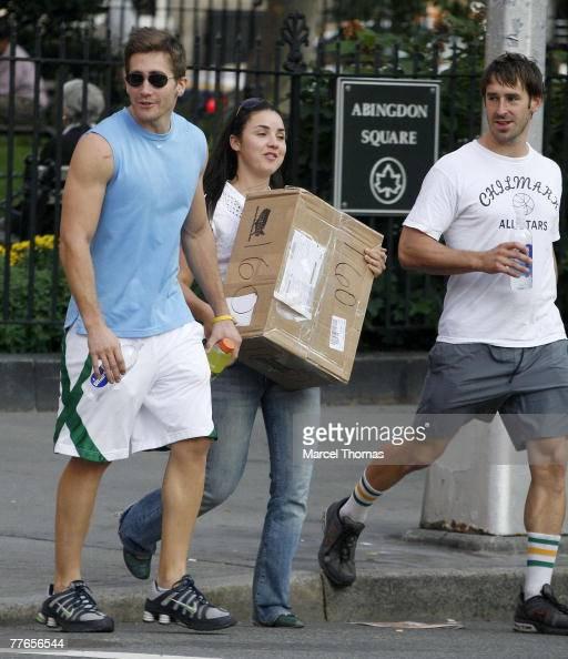 Jake Gyllenhaal **Exclusive Coverage**