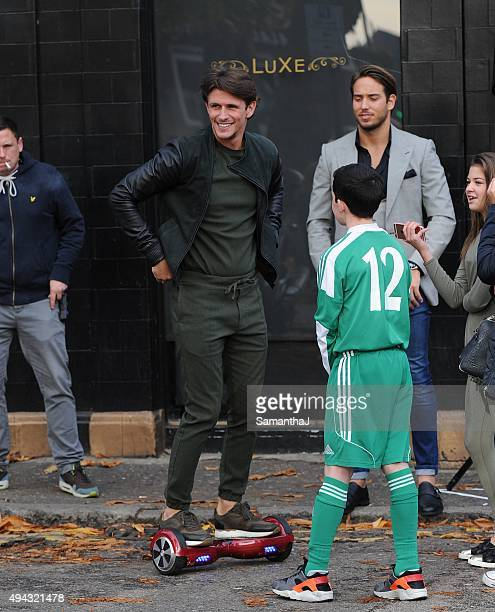 Jake Hall James Lock sighting on October 25 2015 in Brentwood England