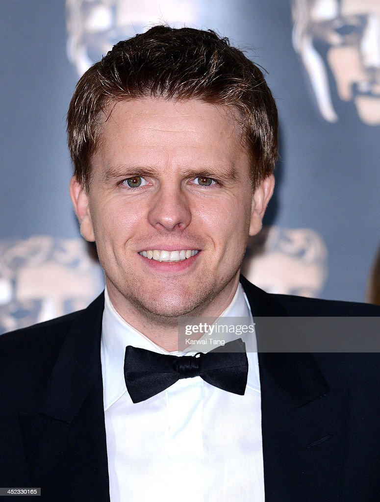 Jake Humphrey attends the British Academy Children's Awards held at London Hilton on November 24, 2013 in London, England.