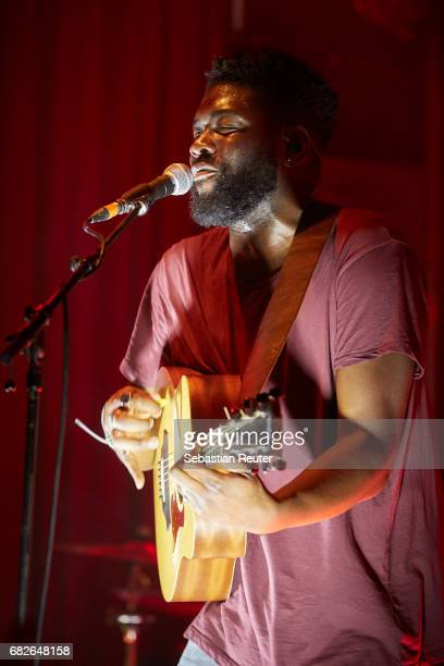 Jake Isaac performs at Lido on May 12 2017 in Berlin Germany