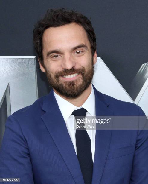 Jake Johnson attends 'The Mummy' Fan Event at AMC Loews Lincoln Square on June 6 2017 in New York City