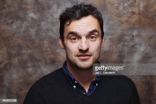 Jake Johnson is photographed for Los Angeles Times on January 24 2015 in Park City Utah PUBLISHED IMAGE CREDIT MUST READ Jay L Clendenin/Los Angeles...