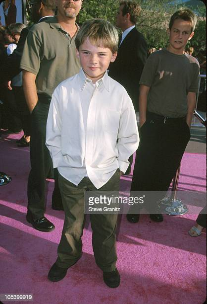 Jake Lloyd during 'Austin Powers The Spy Who Shagged Me' Los Angeles Premiere at Universal Amphitheatre in Universal City California United States