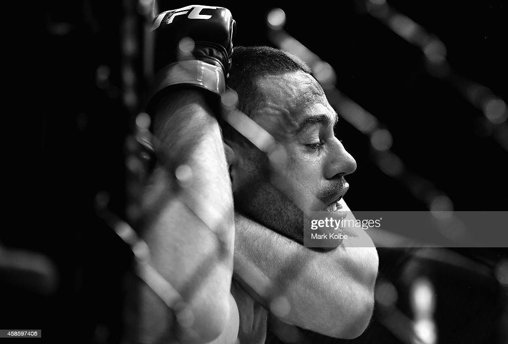 UFC Fight Night: Rockhold v Bisping