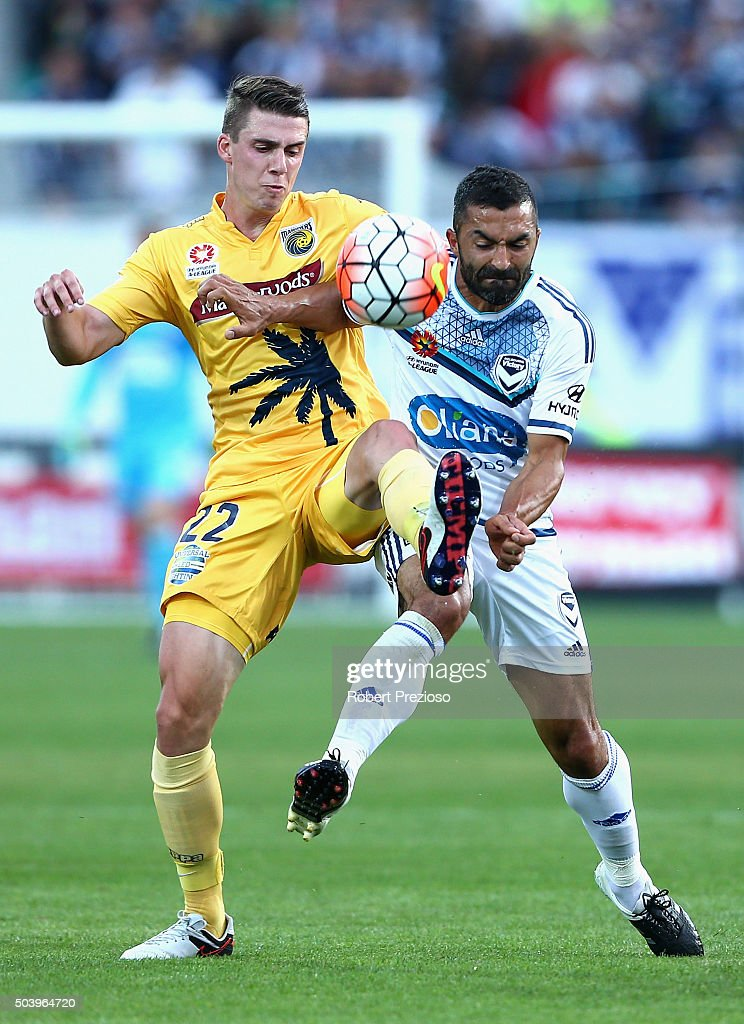 A-League Rd 14 - Central Coast v Melbourne