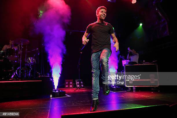 Jake Miller performs live on stage at O2 Academy Islington on October 5 2015 in London England