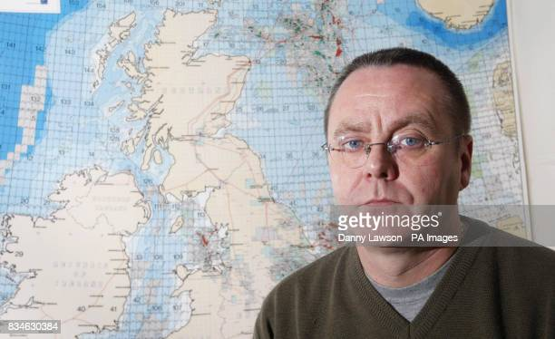 Jake Molloy general secretary of the Offshore Industry Liaison Committee which was set up in the wake of the Piper Alpha disaster in Nairn