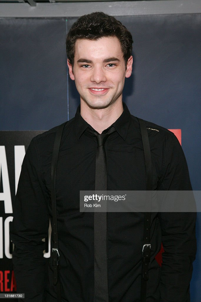 Jake O'Connor attends the opening night of 'The Dream of the Burning Boy' at Roundabout Theatre Company Black Box Theatre on March 23, 2011 in New York City.