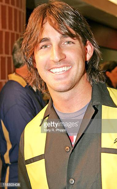 Jake Owen during Lonestar And Friends Strike Out For The Kids 2nd Annual Bowling Party for St Jude Children's Research Hospital at Hermitage Lanes in...