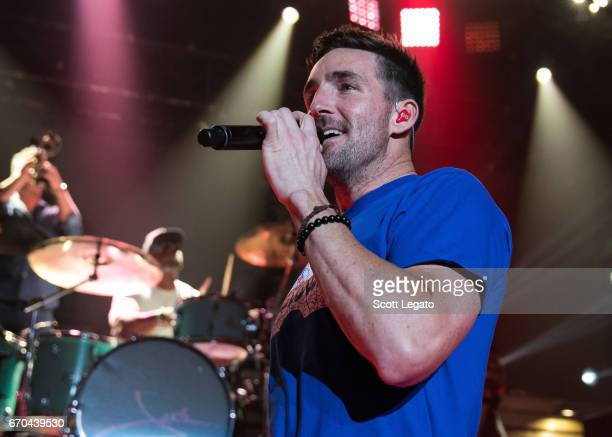 Jake Owen performs in support of his American Love Tour at The Royal Oak Music Theater on April 19 2017 in Royal Oak Michigan