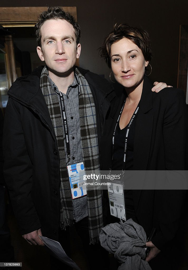 Jake Schreier and Theodora Dunlap attend the Alfred P. Sloan Foundation Reception & Prize Announcement during the 2012 Sundance Film Festival on January 27, 2012 in Park City, Utah.