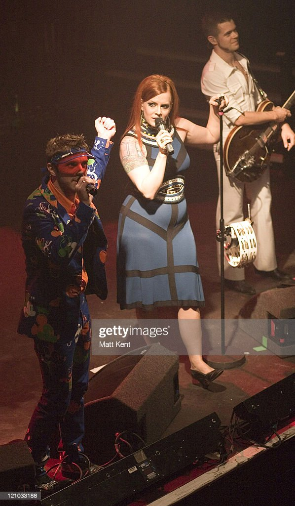 Scissor Sisters Perform at Body and Soul Charity Concert