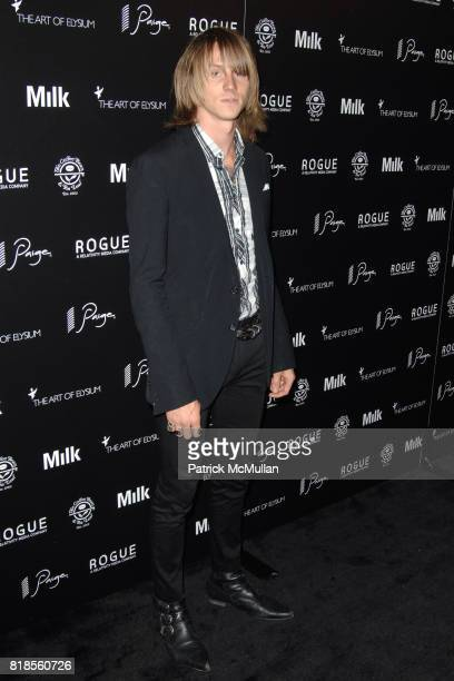 Jake Sinclair attends THE ART OF ELYSIUM SECOND ANNUAL GENESIS EVENT SPONSORED BY ROGUE PICTURES PAIGE DENIM COFFEE BEAN TEA LEAF AND MILK STUDIOS at...