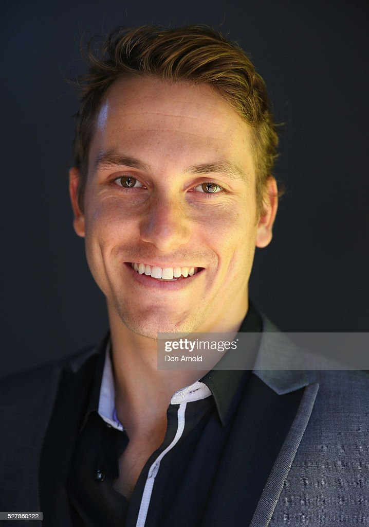 Jake Speer attends the Holden Spark launch brunch on May 4, 2016 in Sydney, Australia.