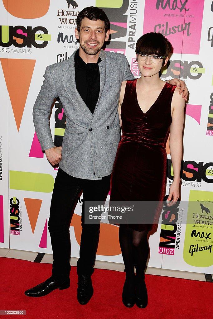 APRA Music Awards 2010