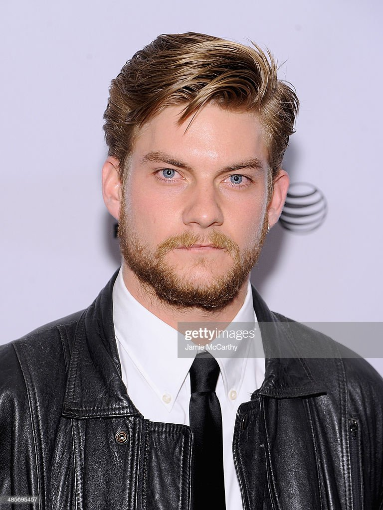Jake Weary attends the premiere of 'Zombeavers' during the 2014 Tribeca Film Festival at Chelsea Bow Tie Cinemas on April 19, 2014 in New York City.